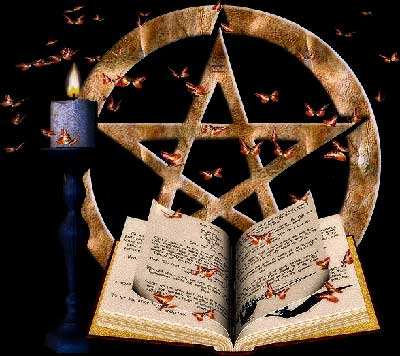Черная магия - пентакль